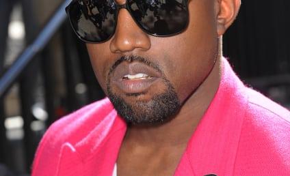 Kanye West Trash Talks Britney on Twitter