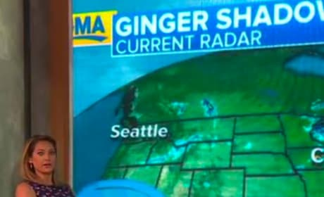 Ginger Zee is Pregnant! Watch the Fun Announcement!