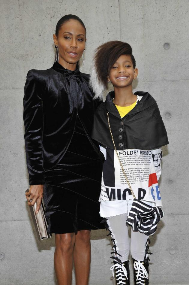 Jada and Willow
