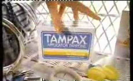 Naomi Watts Tampax Commercial