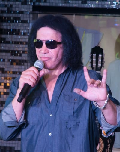 A Gene Simmons Image