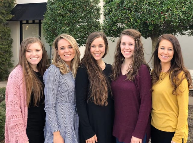 Duggar family reunion 2020
