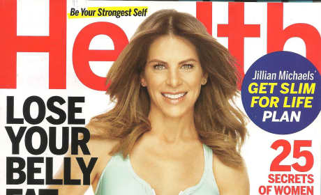 Jillian Michaels Magazine Cover
