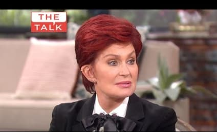 """Sharon Osbourne Reveals She Once Slit Her Wrist """"With a Dirty Steak Knife"""" to Prove Her Love For Ozzy"""