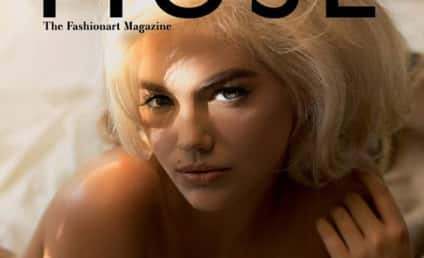 Kate Upton: Nude in Muse Magazine!