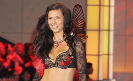 Adriana Lima in Underwear!