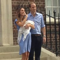 Kate Middleton, Prince William, Baby