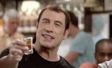 John Travolta: Movin and Groovin in Brazillian Rum Commercial