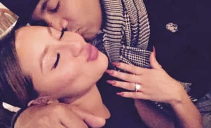 Adrienne Bailon Engaged to Lenny Santiago!