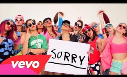 """Justin Bieber Drops New Video, Is Very """"Sorry"""""""