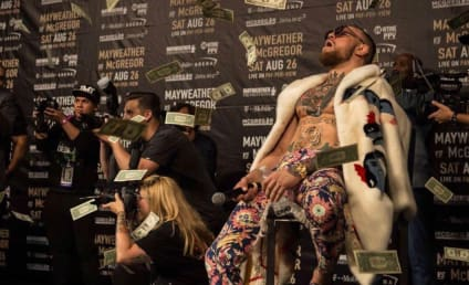 Conor McGregor: I'm Black From the Waist Down & Mayweather Is a Broke B-tch!