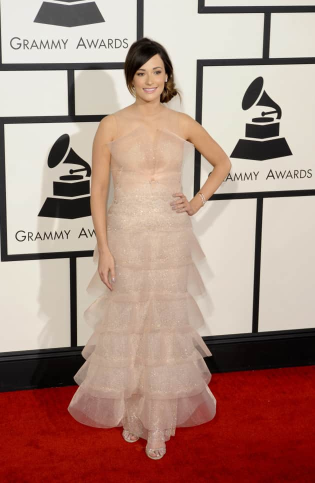 Kacey Musgraves at the Grammys