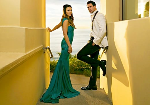 Josh Murray and Andi Dorfman Photo