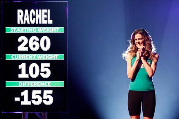 Rachel Frederickson, The Biggest Loser