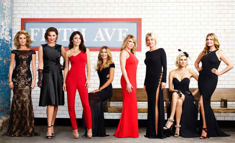 Real Housewives of New York Season 7 Cast