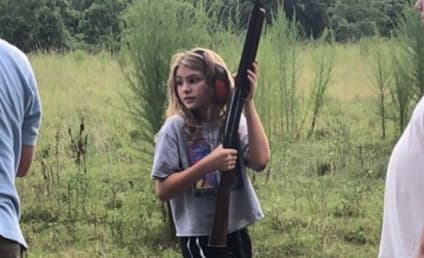 Jamie Lynn Spears Fans Revolt Over Photo of Maddie With Giant Gun