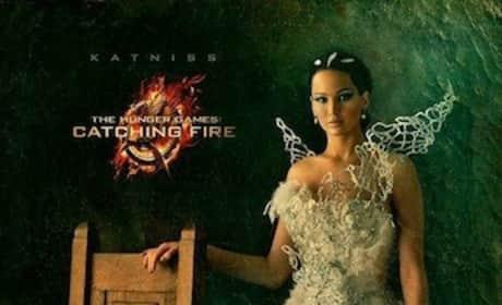 Katniss Portrait