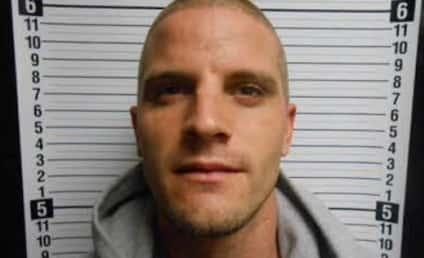 Courtland Rogers, Jenelle Evans' Husband, Back in Jail For Probation Violation
