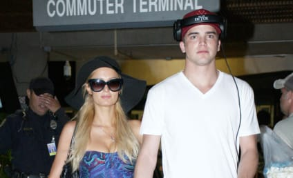 River Viiperi, Paris Hilton Boyfriend, Arrested After She Makes Out With Girl
