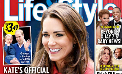 Kate Middleton: Pregnant with Baby #3?!?!?!?!?