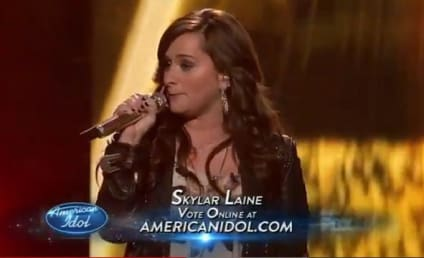 Skylar Laine Sneaks Up on American Idol Voters