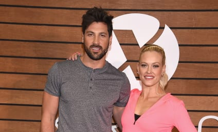 Peta Murgatroyd & Maksim Chmerkovskiy Welcome First Child!