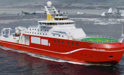 "Internet Names New Polar Research Vessel ""Boaty McBoatface"""