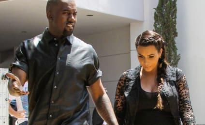 "North West, Parents Leave Hospital; Kim Kardashian Calls Motherhood ""Crazy""!"