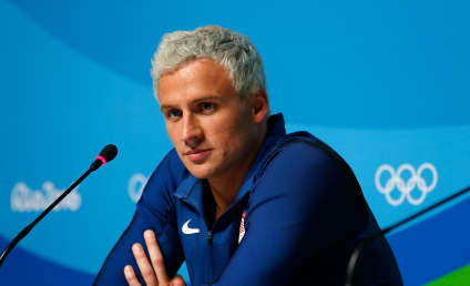 Ryan Lochte: Sorry I Twisted The Truth About Getting Robbed At Gunpoint!