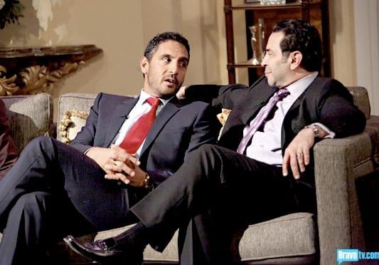 Mauricio and Paul