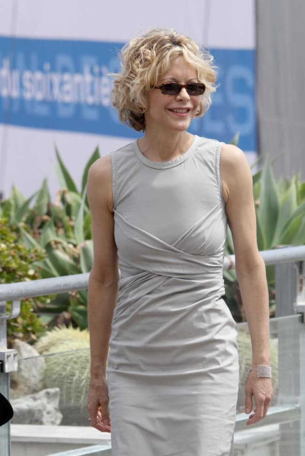 Meg Ryan at Cannes