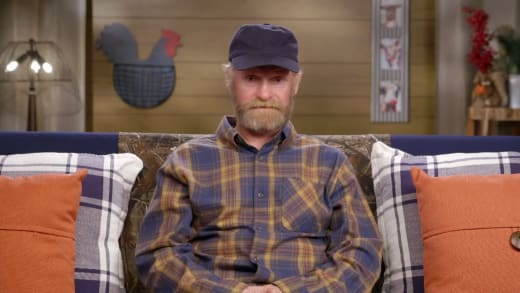 Mike Thompson on the Confessional Couch
