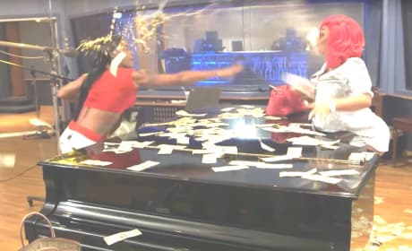 Joseline Hernandez FIGHTS