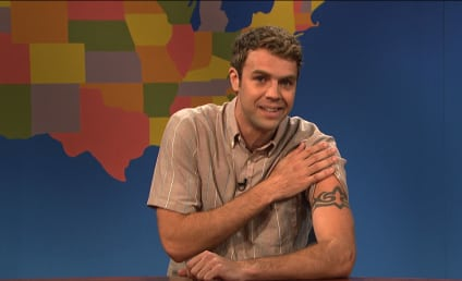 Brooks Wheelan: Fired (Already) from Saturday Night Live!
