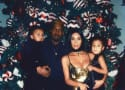 Kim Kardashian and Kanye West Release New Family Photo!