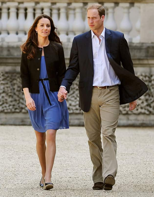 Kate Middleton and Prince William Photo