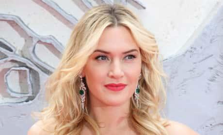 Kate Winslet at Divergent Premiere