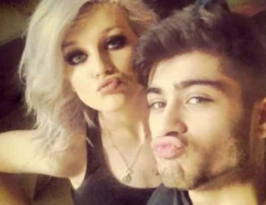 Zayn Malik and Perrie Edwards Pic