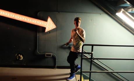 Justin Bieber for Adidas