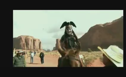 The Lone Ranger Featurette: Watch Now!