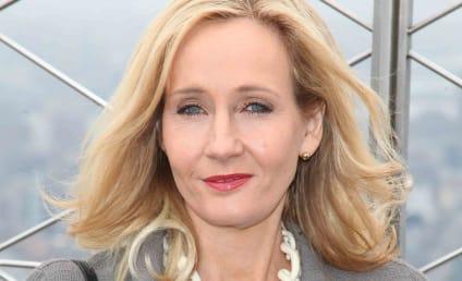 J.K. Rowling: Sorry for Killing Fred Weasley!