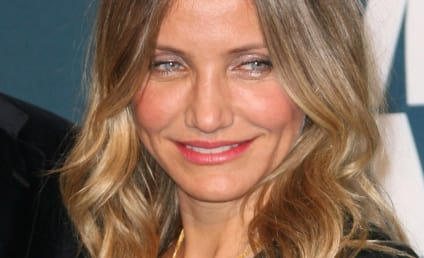 Cameron Diaz: Engaged to Benji Madden!