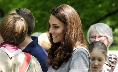 Kate Middleton, Fashion Icon