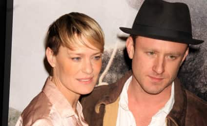 Ben Foster and Robin Wright: It's Over!
