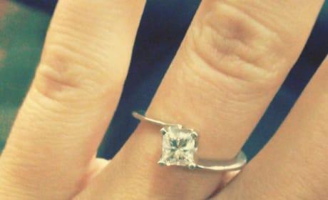 Jessa Duggar Engagement Ring Reveal