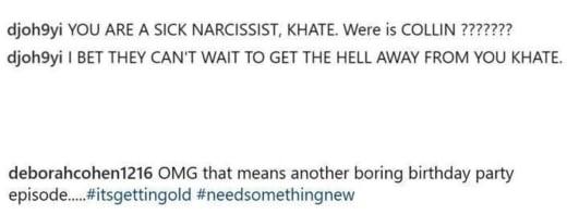 kate hate