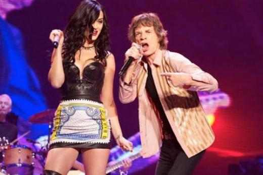 Katy Perry, Jagger