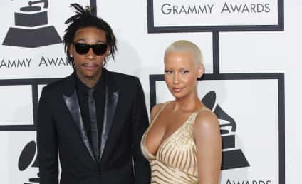 Amber Rose Files For Divorce From Wiz Khalifa