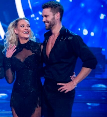 Nick Viall on DWTS