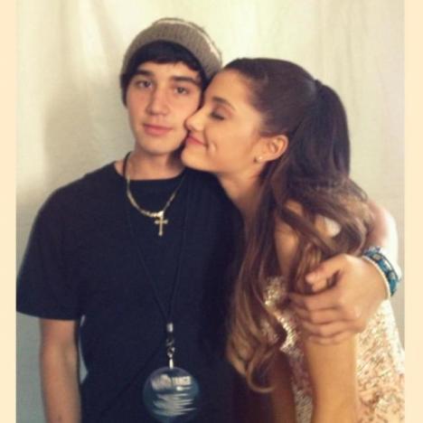 Jai Brooks, Ariana Grande